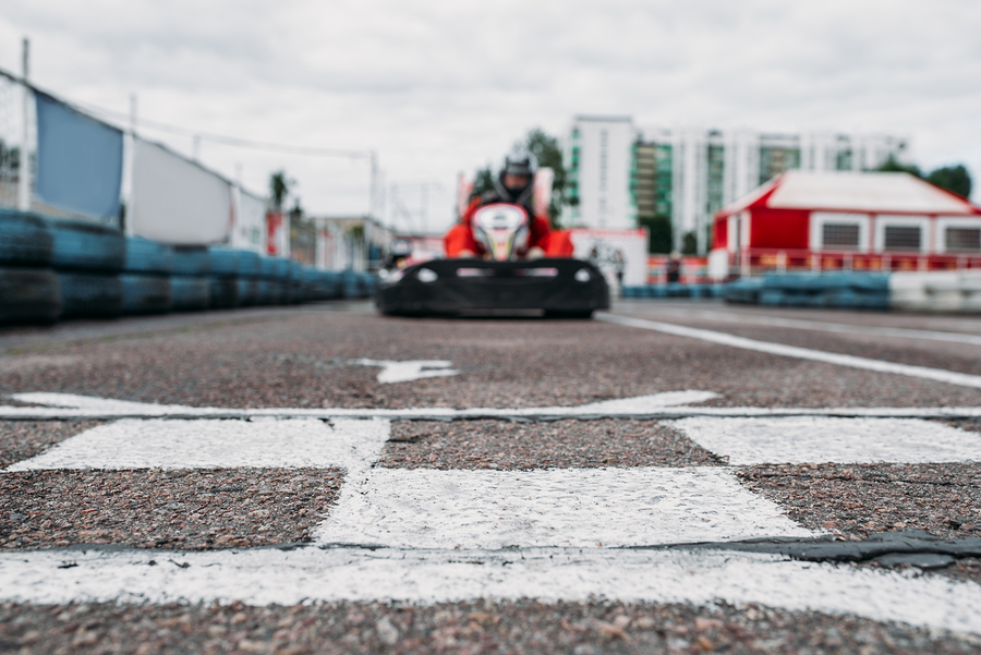 Why buying a business is exactly like go-karting